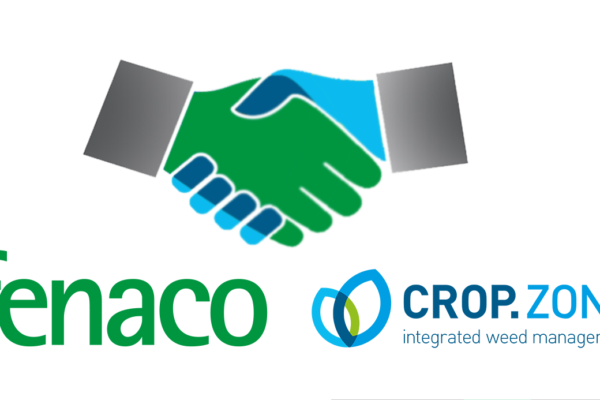 fenaco and crop.zone agree on strategic collaboration and develop an innovative and sustainable method of weed control